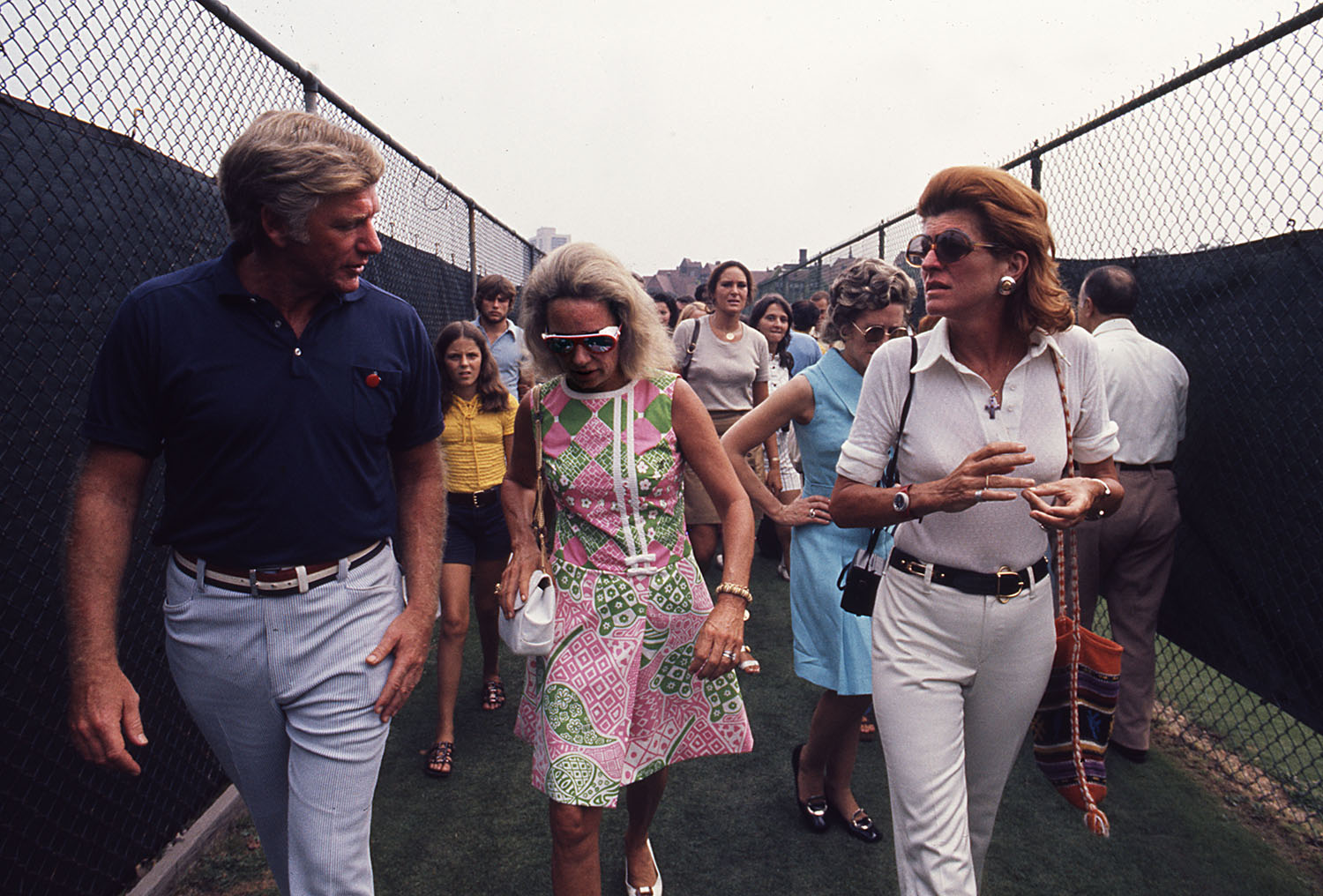 Bill Barry and Ethel Kennedy 03