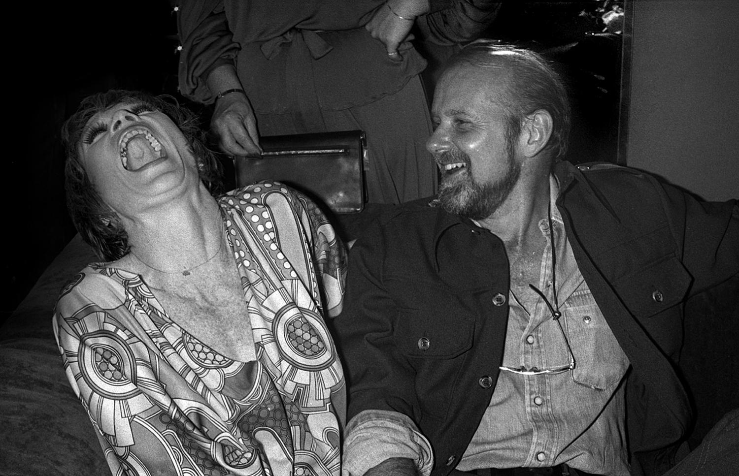 Shirley MacLaine and Bob Fosse